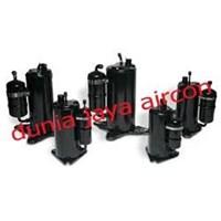 Jual compressor panasonic tipe 2rs122d5aa02 (3.4pk)