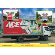 Car Branding Ace Hardware