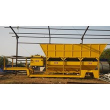 Batching Plant Mobile Dry Mix