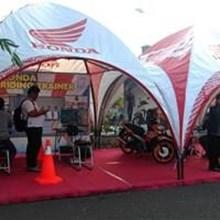 Tenda Doom Tenda Promosi