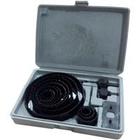 Jual Nankai Holesaw Kit 16 PC Set Mata Bor Kayu
