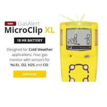 Detektor Gas - Bw Gasalert Micro Clip Xl