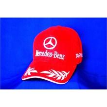Topi Seragam Merah