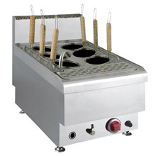 GAS PASTA COOER 6 HOLES - DELUXE (TRM 40)