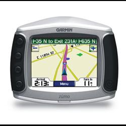 GPS GARMIN Zumo 400