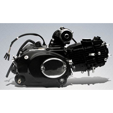Mesin Sepeda Motor 110Cc : Tipe HY1P52FMH-B