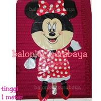 Balon Foil Minie Mouse Jumbo