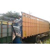 Expedisi spesyalist Kiriman Matrial Kontruksi Project Cargo Se Indonesia