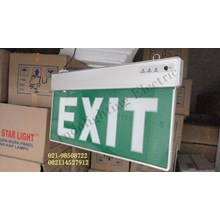 Lampu EXIT Emergency