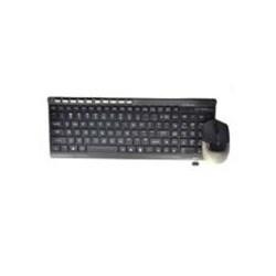 E-BLUE Niveau EX Keyboard  Mouse Wireless EKM803BKUS IU