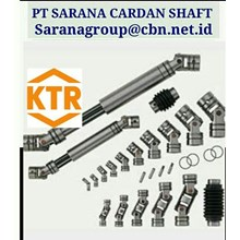 KTR UNIVERSAL JOINTS PRECISION JOINT PT SARANA UNIVERSAL JOINT KTR SINGLE & DOUBLE