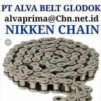 Conveyor Chain Nikken Ansi Roller Nikken Roller Chain Nikken Pt Alva Chain Glodok