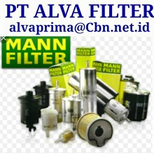 FILTER OIL MANN FILTER PT ALVA FILTER OIL AIR SARINGAN UDARA