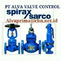 Jual SPIRAX SARCO CONTROL  VALVE PT ALVA VALVE GLODOK SPIRAX SARCO JAKARTA