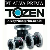 Jual TOZEN FLEXIBLE JOINT PT ALVA VALVE TOZEN EXPANSION JOINTS TWINFLEX