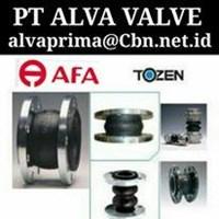 Sell AFA FLEX RUBBER EXPANSION JOINT PT ALVA VALVE