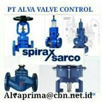 SPIRAX SARCO CONTROL  VALVE PT ALVA VA;VE SPIRAX