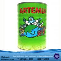 Artemia Inve - Pakan Premium Larva Benur Ikan Dan Udang