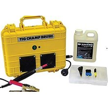 Tig Welding Machine Champ Brush DC Plus