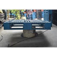 Supplier Pallet Plastik 110x140x10 cm Pallet