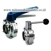 Sell BUTTERFLY VALVE