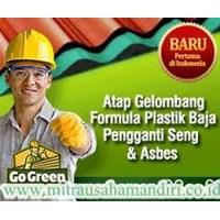 Jual Atap Gelombang Go Green