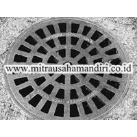 Jual Agen Manhole Cover Harga Murah