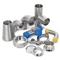 Jual Fitting Sanitary Katup Valves