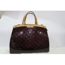 Tas Louis Vuitton Brea in Amarante