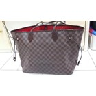 Tas Louis Vuitton Neverfull GM in Damier Ebene Canvas