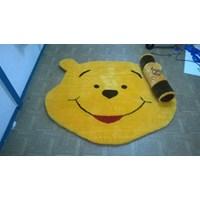 Jual Karpet Set Karakter Motif Winnie The Pooh