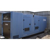 Jual Genset Silent Type Open Type Portable Trailer