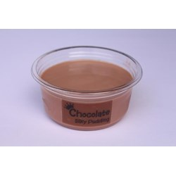 Chocolate Silky Pudding