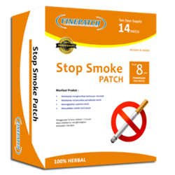 STOP SMOKE PATCH