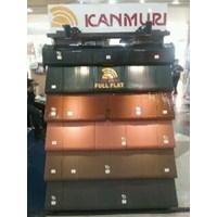Jual Genteng Keramik Berglazur Kanmuri Tipe Full Flat