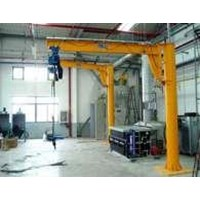 Sell Mesin Slewing Jib Crane