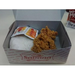 Franchise Sabana By CV. Sabana Fried Chicken