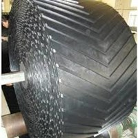 Rubber CLEATED SARSAN CONVEYOR