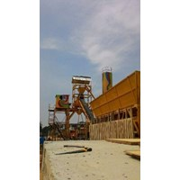 Jual Batching plant 30-40 wet