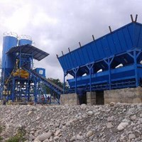 Jual Batching plant 60 wet