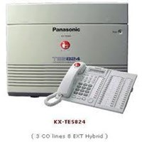 Sell PABX PANASONIC KXTEM 824