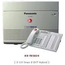 PABX PANASONIC KXTEM 824.