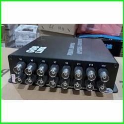 GSB Link Analog Media Converter - Fiber Optik 16 ch