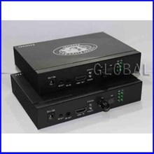 fiber optik - HDMI media Converter - Single mode