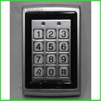 Access Control 7612 keypad