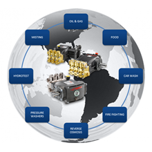 Pompa Hydrotest 500 Bar - Pompa Piston Tekanan Tinggi