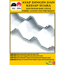 Atap UPVC Golden Roof