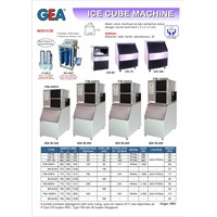 Jual Ice Cube Machine