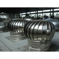 Jual Turbin Ventilator - Sirkulasi Udara