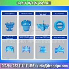 Cast Iron Valve ONDA Butterfly Valve Cast Iron